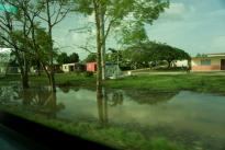 Busfahrt Kuba